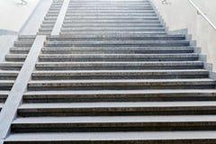 Abstrakte Schritte des Granits und des Marmors Lizenzfreie Stockbilder