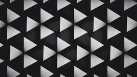 Abstrakte schwarze braune weiße Farbmustertapete Stockfotos