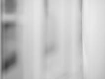 Abstrakte Schwarzweiss-Bewegung und undeutlicher Hintergrund Lizenzfreies Stockbild