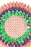 Abstrakte Sonnenblume Stockbilder