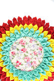 Abstrakte Sonnenblume Lizenzfreie Stockbilder