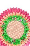 Abstrakte Sonnenblume Lizenzfreie Stockfotos