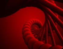 Abstrakte Spirale Lizenzfreie Stockbilder