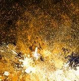 Abstrakte Spritzen-Malerei Lizenzfreie Stockbilder
