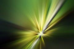 Abstrakte Strahlen Stockbild