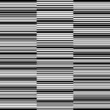 Abstrakte Streifenlinie nahtloser Musterhintergrund stock abbildung