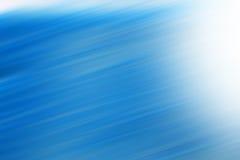 Abstrakte Tapete der blauen Streifen Stockfotografie