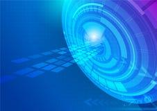Abstrakte Technologieinnovation digital Stockfotografie