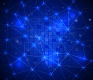 Abstrakte TechnologieLeiterplatte Lizenzfreies Stockfoto
