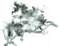 Abstrakte Tintenflecke Lizenzfreie Stockbilder