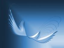 Abstrakte Vögel Lizenzfreies Stockfoto