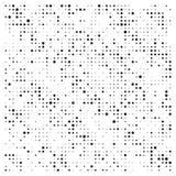Abstrakte Vektorillustration gemacht im generativen Kunstart Vektor-Geräuschmuster Halbtonentwurfsvektorelement stock abbildung