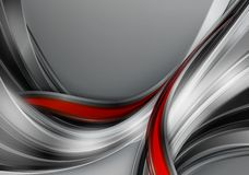 Abstrakte vektorschablone Stockbilder