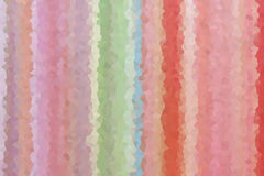 Abstrakte vertikale mehrfarbige Linien Hintergrund Lizenzfreie Stockbilder