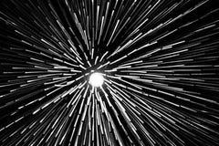 Abstrakte vertikale Streifen Stockbild