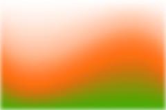 Abstrakte warme Hintergrundbewegungsunschärfe des orange Gelbs lizenzfreie abbildung