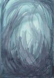 Abstrakte Watercolour-Beschaffenheit Lizenzfreie Stockfotos