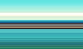 Abstrakte weiche blaue goldene Linien abstrakter Hintergrund Stockbild