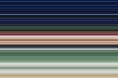 Abstrakte weiche blaue rosa goldene kontrastierende Linien extrahieren Hintergrund Lizenzfreie Stockbilder