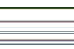Abstrakte weiche blaue rosa weiße kontrastierende Linien extrahieren Hintergrund Stockbild