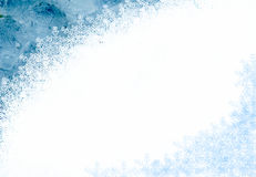 Abstrakte Weihnachtskarte Lizenzfreie Stockbilder