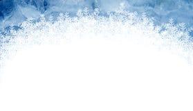Abstrakte Weihnachtskarte Stockfotografie