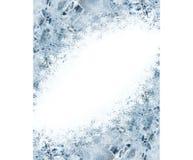 Abstrakte Weihnachtskarte Lizenzfreies Stockbild