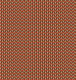 Abstrakte Weihnachtsmustertapete Stockfoto