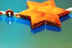 Abstrakte Weihnachtssterne Lizenzfreie Stockfotos