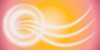 Abstrakte wellenförmige Zeilen Hintergrund Lizenzfreies Stockbild