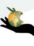 Abstrakte Welt Lizenzfreies Stockfoto