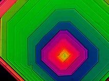 Abstrakte Wissenschaft Lizenzfreies Stockbild