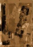 Abstrakte Zeichen Stockbild