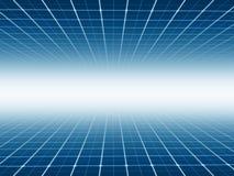 Abstrakte Zeile Technologiehintergrund Stockbild