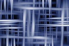 Abstrakte Zeilen stock abbildung