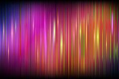 Abstrakte Zeilen Auslegung auf dunklem Hintergrund. Lizenzfreie Stockfotografie