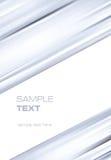 Abstrakte Zeilen (einfach, den Text zu löschen) Stockbild