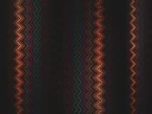 Abstrakte Zickzacklinie Mehrfarbenhintergrund Lizenzfreie Stockbilder