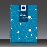 Abstrakte Zusammensetzung, Dreieck, quadratische Textrahmen-Oberflächenikone Lizenzfreie Stockfotos