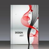 Abstrakte Zusammensetzung, glänzendes geometrisches Formaufflackern Lizenzfreie Stockbilder