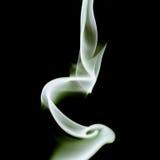 Abstrakte Zusammensetzung mit Rauche Stockbild