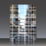 Abstrakte Zusammensetzung, städtische Stadt verwirrte Hintergrund, Titelblatt der Broschüre a4, Hintergrund, Logobau, helle Strah Stockfotos