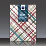 Abstrakte Zusammensetzung, Textrahmen-Oberflächenikone der quadratischen Blöcke, Logozeichen Stockfoto