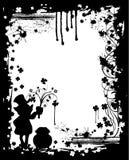 Abstrakten Tag Str.-Patricks Lizenzfreie Stockbilder
