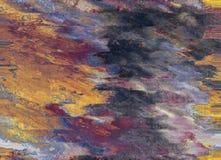 Abstrakter Ölgemäldehintergrund stockbilder
