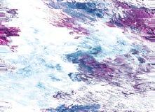 Abstrakter Ölgemäldehintergrund lizenzfreie stockbilder