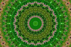 Abstrakter Ölgemälderosen-Blumenhintergrund Lizenzfreie Stockbilder
