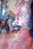 Abstrakter Acrylhintergrund Stockbild