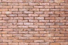 Abstrakter alter Backsteinmauerbeschaffenheitshintergrund Stockfotos