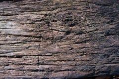 Abstrakter alter Musterhartholzgebrauch für Hintergründe Stockfotografie